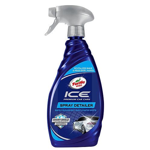 Turtle Wax Ice Premium Car Care Spray Detailer, 20 oz.