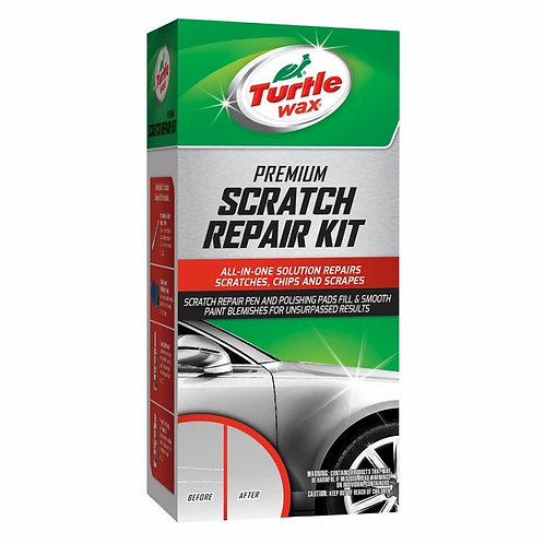 Turtle Wax Premium Scratch Repair Kit
