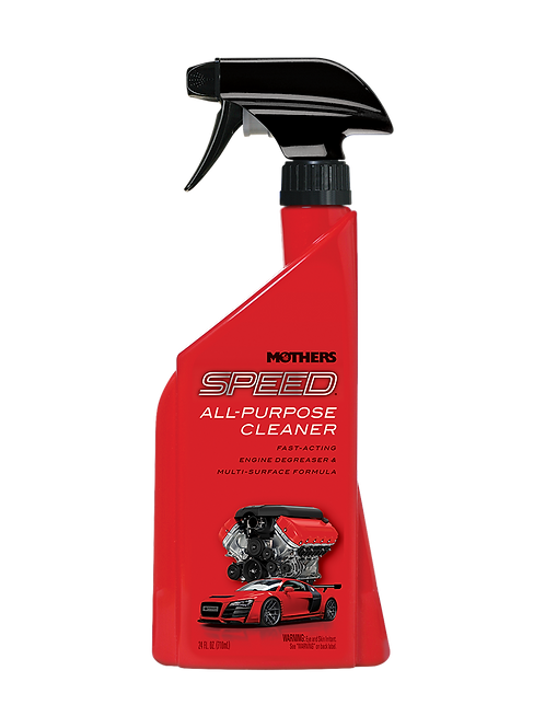 Mothers Speed All-Purpose Cleaner, 24 oz.