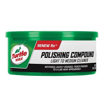 Turtle Wax Polishing Compound & Scratch Remover Paste, 10.5 oz.