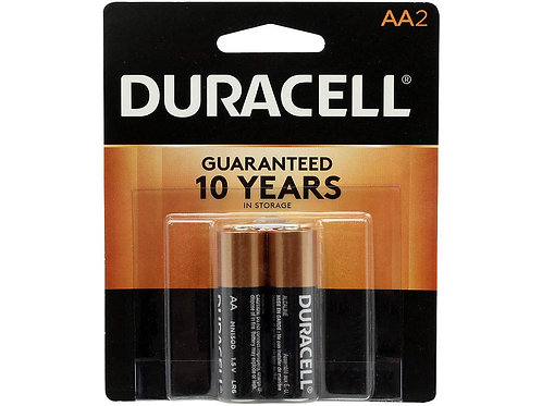 Duracell Assorted Batteries
