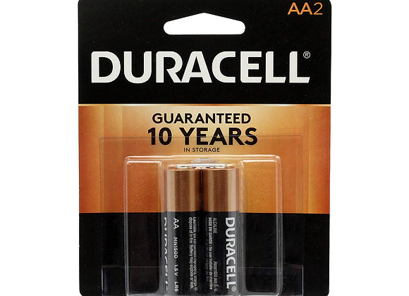 Duracell Assorted Batteries