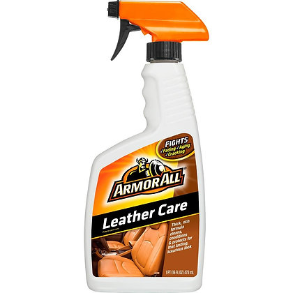ArmorAll Leather Care Protectant Spray, 16 oz.