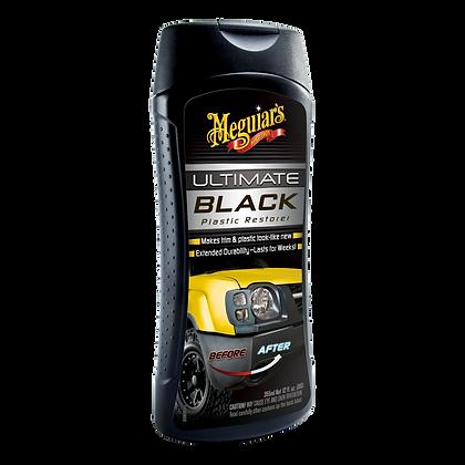 Meguiar's Ultimate Black Plastic Restorer, 12 oz.