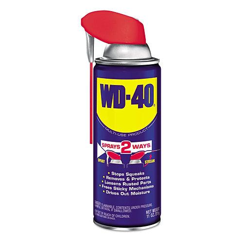 WD-40 Smart Straw Spray, 11 oz.