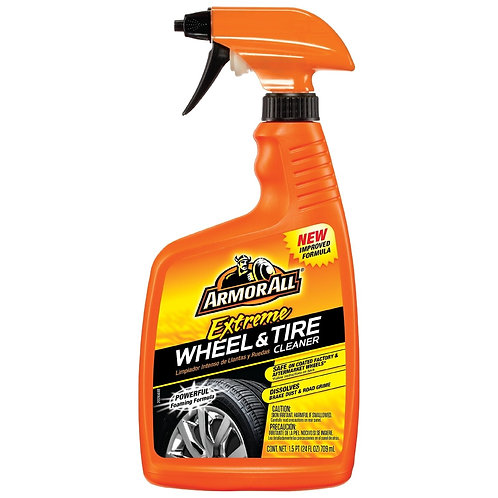 ArmorAll Extreme Wheel & Tire Cleaner Spray, 24 oz.