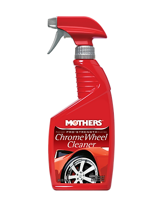 Mothers Pro-Strength Chrome Wheel Cleaner, 24 oz.