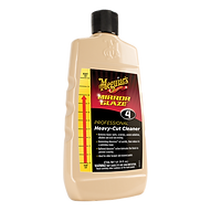 Meguiar's Mirror Glaze Professional Heavy-Cut Cleaner