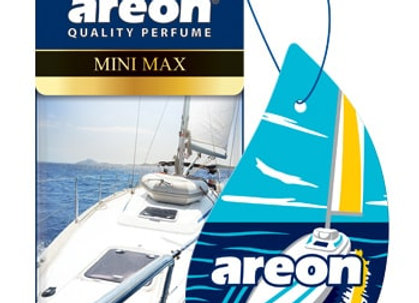Areon Mini Max Air Fresheners, 10-Pack