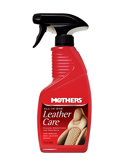 Mothers All-In-One Leather Care, 12 oz.