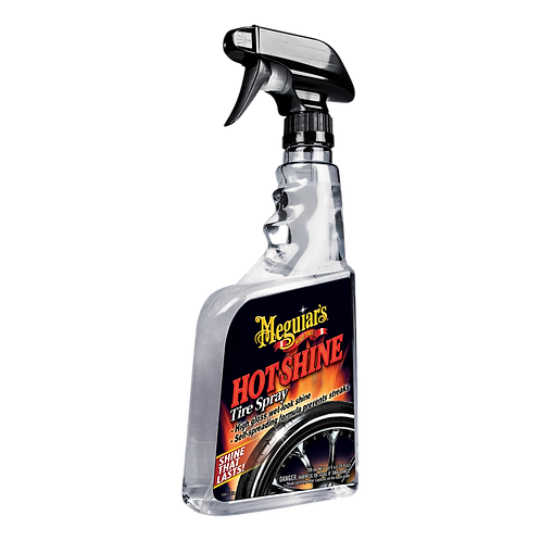 Meguiar's Hot Shine Tire Spray, 24 oz.