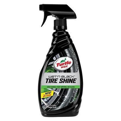 Turtle Wax Wet'n Black Tire Shine, 23 oz.