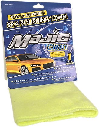 Majic Spa Polishing Towel