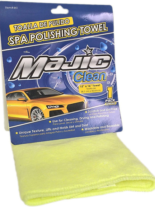 Majic Spa Polishing Towel