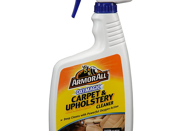 ArmorAll Oxi Magic Carpet & Upholstery Cleaner Spray, 22 oz.