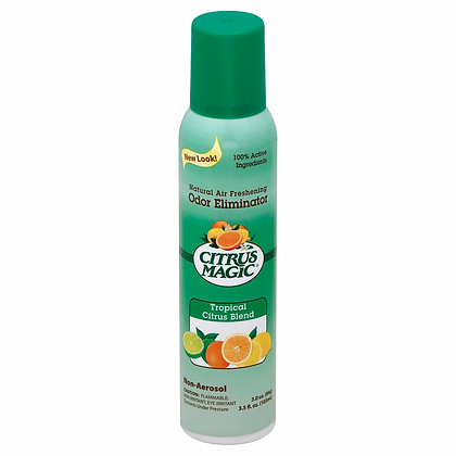 Citrus Magic Natural Odor Eliminating Air Freshener, 3.5 oz.