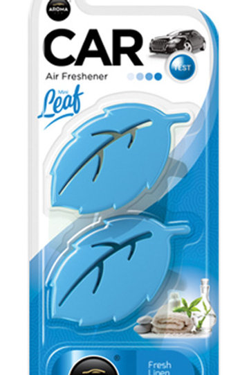 Aroma Mini Leaf Car Air Freshener