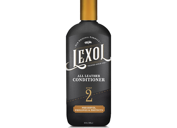 Lexol All Leather Conditioner, 16.9 oz.