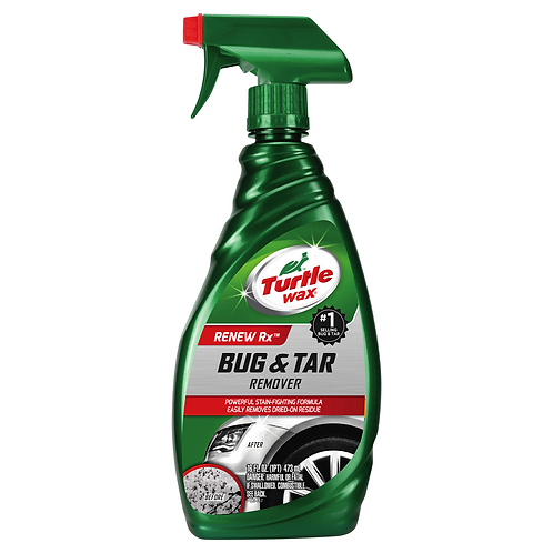 Turtle Wax Bug & Tar Remover Spray, 16 oz.