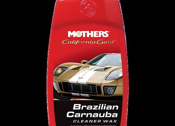 Mothers California Gold Brazilian Carnauba Cleaner Wax
