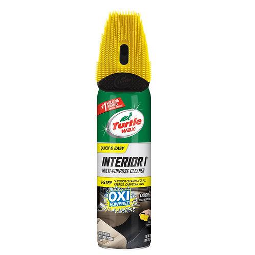 Turtle Wax Oxy Interior 1 Multi-Purpose Cleaner & Stain Remover, 18 oz.