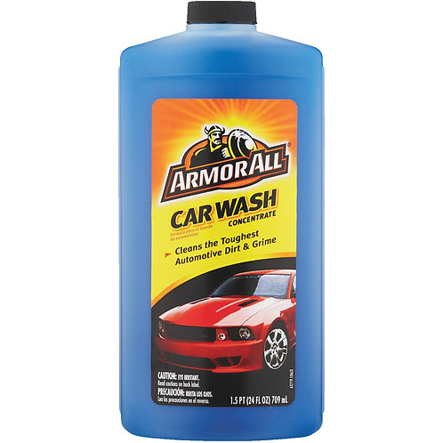 ArmorAll Car Wash Concentrate, 24 oz.