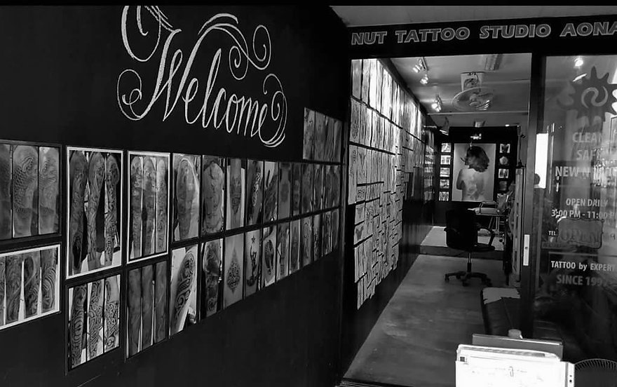 Nut Tattoo Studio Aonang Krabi TH