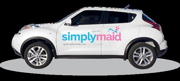 SimplyMaid Car