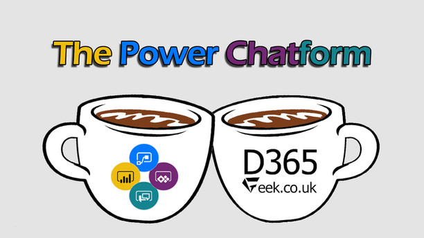 The Power Chatform Episode 4 - It's all Wingdings