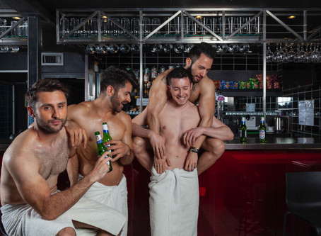 Gay Men's Sexual Health Survey 2019 at Pleasuredrome
