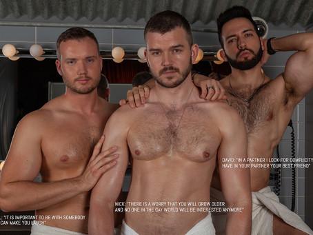 Go behind the scenes with Pleasuredrome Men