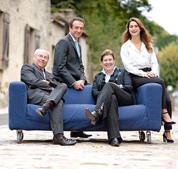 Philippe Gohore | Pierre Nechelis | Isabelle Hofstetter | Elodie Pascual