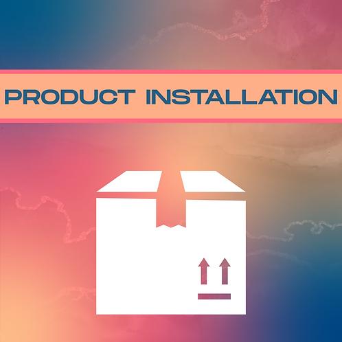 Product Installation