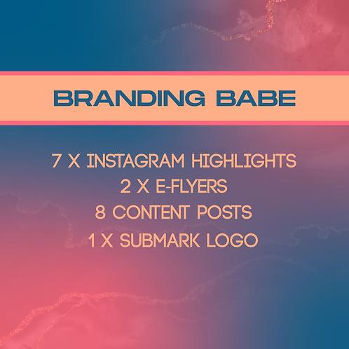 Branding Babe Package