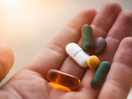 3 supplements to help your muscles and joints
