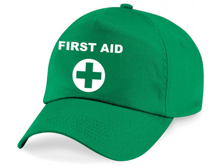 The first aid hat!