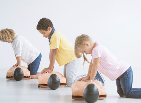 CPR in the National Curriculum