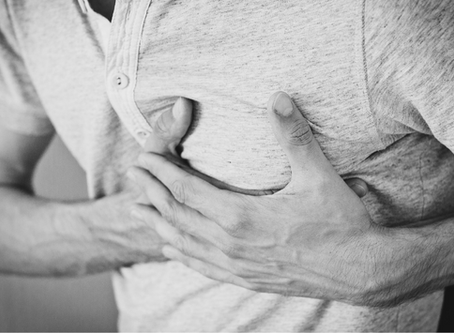 Chest pain. Is it a Heart Attack?
