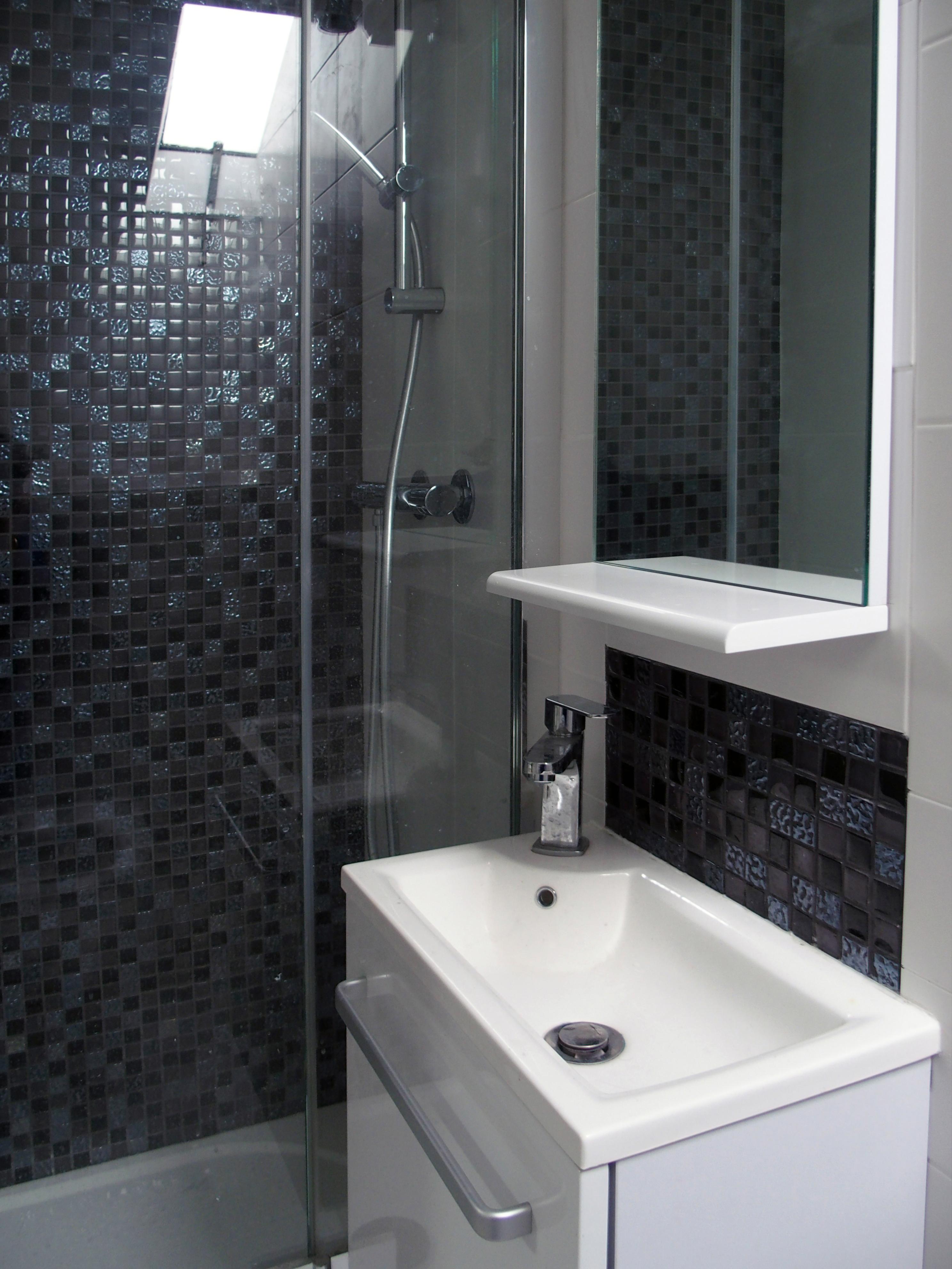 salle d'eau de 2.40m²