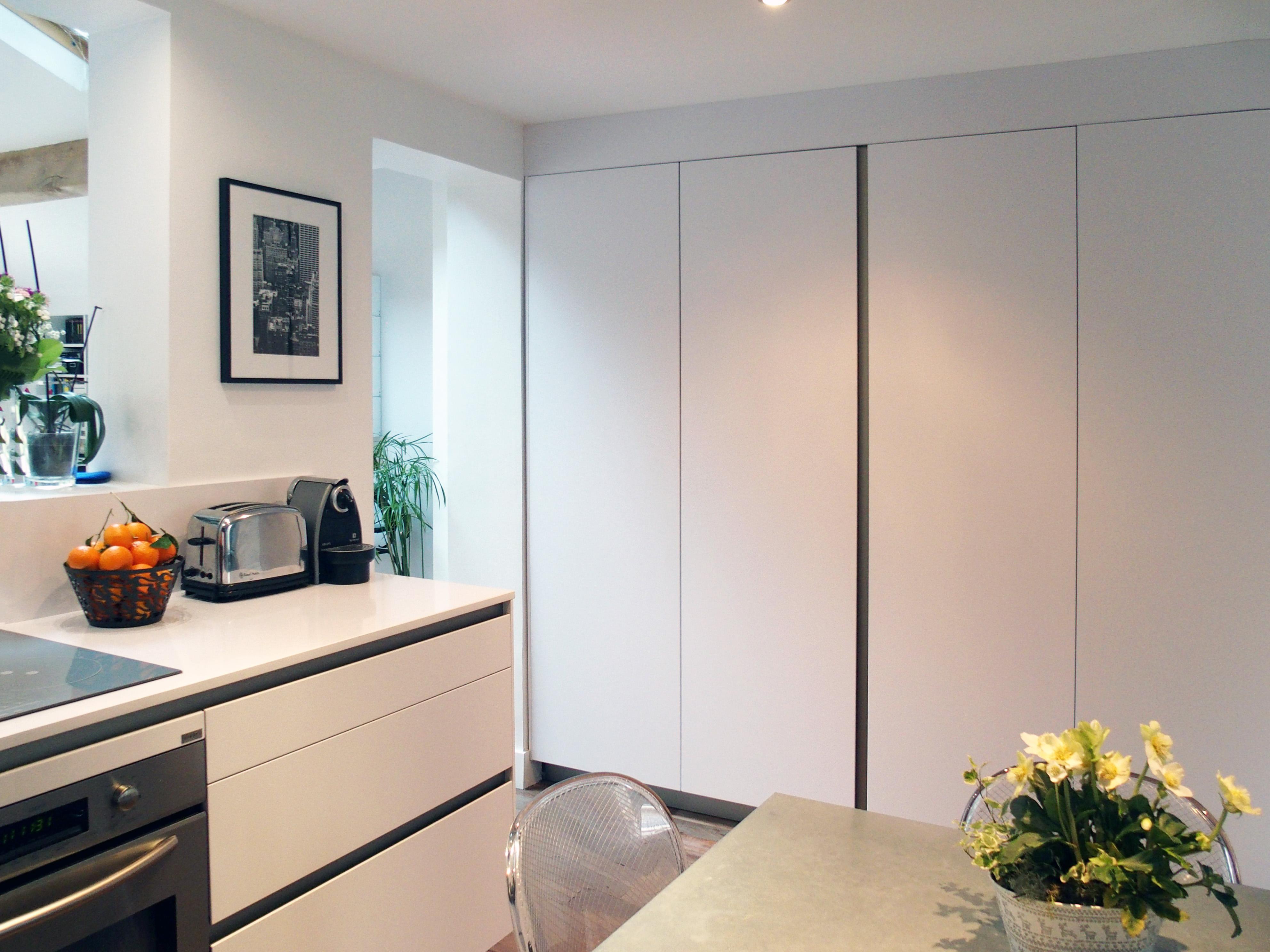 Colonnes réfrigérateur/congélateur