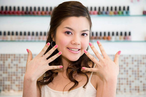 Shellac and gel manicures can be tough on nails. Learn how to keep your nails healthy before, during