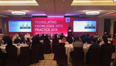 Translating Knowledge into Practice 2018: Discussing the Management of Psoriasis in Dubai, UAE