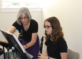 The Benefits of Private Music Lessons