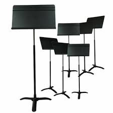 Don't forget the Music Stand!