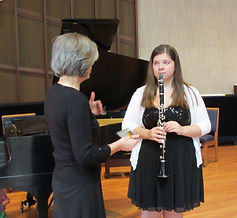 Private clarinet lessons in Sharon, MA