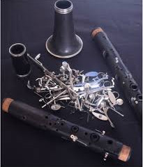 Get your Clarinet repaired!