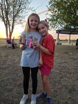Girls with Iron Rangers Tubes