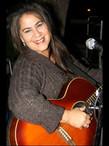 Sylvia Kirk playing