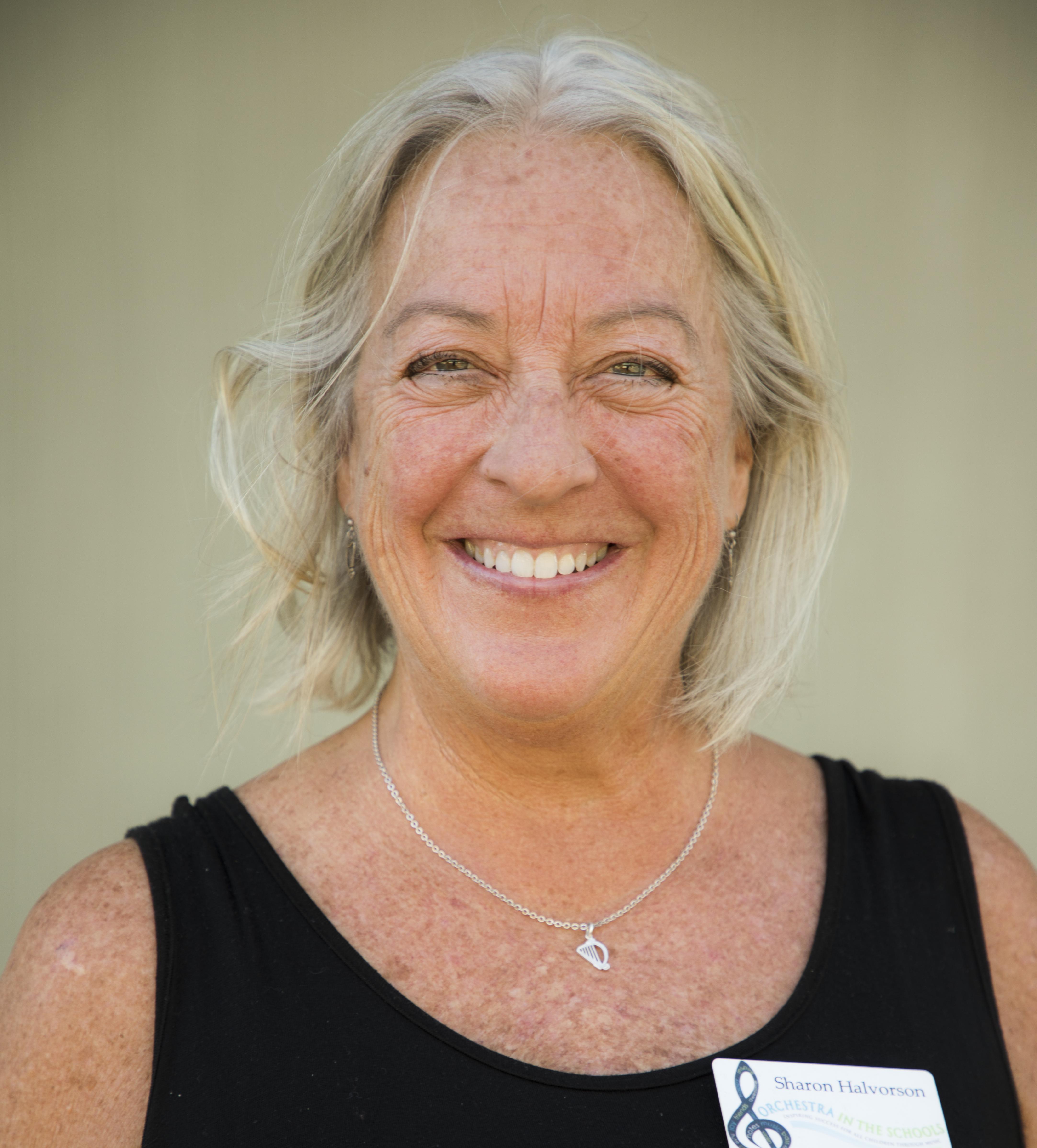 Sharon Halvorson