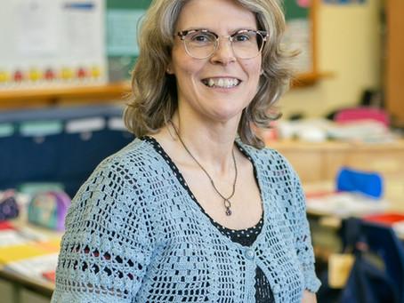 Manon Tessier, enseignante groupe 102